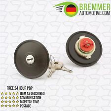 BMW 5 Series Saloon E28 (1981 to 1987) Petrol Locking Fuel Cap