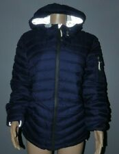 Men's Mo Fashion Bomber Navy Jacket Lined Size XL BNWT
