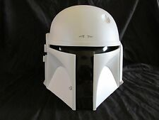 Star Wars Mandalorian Bounty Hunter ESB- ROTJ BOBA FETT Cosplay Helmet Prop Lot
