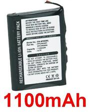 Batería 1100mAh tipo PPCW0401 PPCW0504 Para Cowon iAudio X5 (20GB)