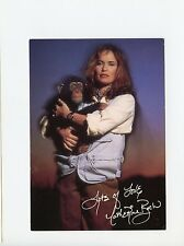 5 X 7Photo Movie Star Actress Catherine Bach Faux Signature
