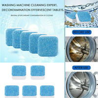 Washing Machine Cleaner Descaler Deep Cleaning Remover Durable Cleaning Sheet