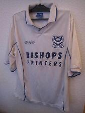 Trikot 344 FC Portsmouth Größe M älteres Trikot