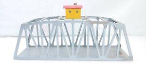 American Flyer Trains Postwar 750 Trestle Bridge W/ Tender's Shanty S Gauge