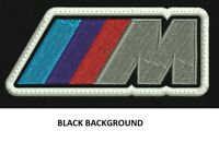 **LOVE IT OR IT'S FREE** M PERFORM EMBROIDERED PATCH, IRON ON, FREE SHP