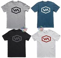 New RVCA VA Sport Hex VA T-Shirt