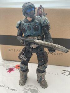 Gears Of War 2 COG soldier NECA Figure