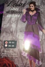 Señoras 12-14 Disfraz De Halloween Disfraz