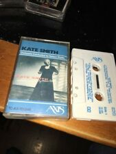 Kate Smith Cassette Tape