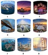 Ciudad De Sydney Pantallas Lámpara, Ideal Para Combinar Cojines Y Fundas