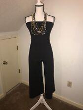 Lucyparis black jumpsuit xs