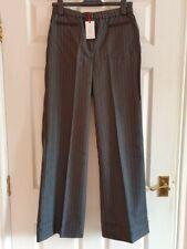 BNWT Magisculpt Women's Striped Trousers Size 14