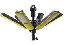 Faithfull Centaur Heavy-Duty 360° Spread LED Site 200W Light - 110V or 240V