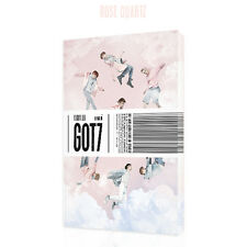 GOT7 5th Mini Album FLIGHT LOG:DEPARTURE [Rose Quartz Ver]CD+Photobook&card+Gift