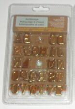 Walnut Hollow Creative Hotstamps Alphabet Set Caps Letters Nib