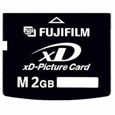Fujifilm 2GB XD-Picture Type M  Memory Card for Fujifilm Digital Cameras fuji