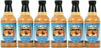 (6 Ct) Cafe Al Fresco Vanilla Gourmet Syrup Coffee Espresso Soft Drinks  12.7 Oz