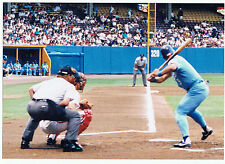 "George Brett Vintage 1990s Baseball Original 5""x7"" Photograph Kansas City Royals"