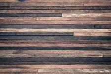 Kate 7x5ft Wood Backdrop Vintage Brown Wood Photo Background Cotton No Wrinkle
