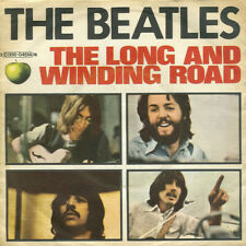 """The Beatles - The Long And Winding Road (7"""", Single)"""