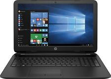 New HP 15-f305dx Laptop Notebook A6 Quad-Core 4GB Win10