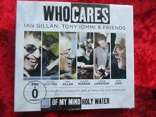 Ian Gillan & Toni Iommi & Friends - Who cares (2011) GERMANY Maxi CD Digipak OVP