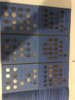 Canadian Small Cent Collection 1920 to Date With Bonus Nickel 1922-1960