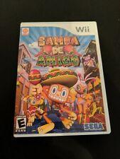 Samba de Amigo (Nintendo Wii, 2008) CIB Complete, Tested, Free Shipping!