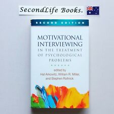 MOTIVATIONAL INTERVIEWING Psychological Problems. 2nd Ed. ~ Arkowitz (2015).