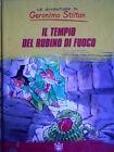 Le Avventure di Geronimo Stilton IL TEMPIO DEL RUBINO DI FUOCO [G.239]