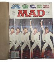 Vintage Mad Magazine 201 September 1978 Saturday Night Fever VF/NM Condition