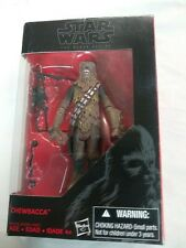 Star Wars The Black Series Chewbacca Exclusive Action Figure 3.75 Inches sealed!