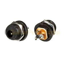 10pcs External DC Power Jack for Guitar Pedals, 2.1mm center pin 9V 18V