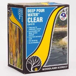 Woodland Scenics Deep Pour Water Clear - Water System CW4510