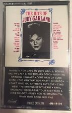 Judy Garland The Hits Cassette Tape New Factory Sealed Music