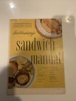Good Housekeeping's Sandwich Manual 1954 32 pages