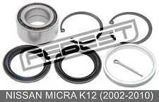 Front Wheel Bearing Repair Kit 42X76X35X38 For Nissan Micra K12 (2002-2010)