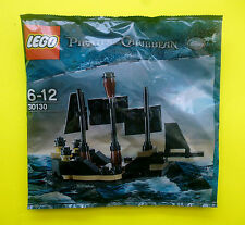 Lego 30130 Pirate de Caraibes Black Pearl Polybag Neuf Emballage D'origine