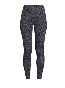 No Boundaries Juniors Women's Ankle Leggings Sz L Large (11-13) Leopard Print