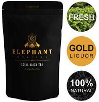 Flowery Ceylon Black Tea | 100 Cups | Delicious High Elevation Nuwera Eliya Tea