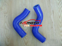 Blue Silicone Radiator Hose For Subaru Forester SF 2.0 F4 1998-2002 1999 2000 01