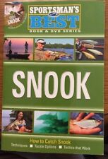 New listing Sportsman's Best : Snook Book and Dvd Combo by Brett Fitzgerald Fishing Tackle