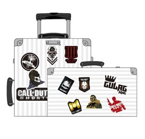 50PCS For Call of Duty Game Stickers Waterproof for Notebook Luggage Skateboard