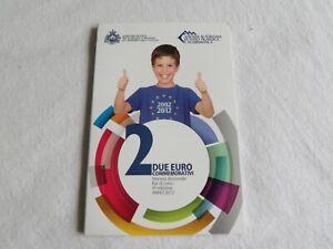 2 euro Saint-Marin 2012 - 10 ans de l'euro
