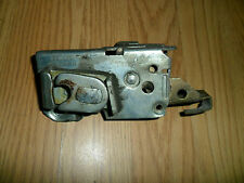 PORSCHE 914 DOOR LOCK LATCH ASSEMBLY (right)