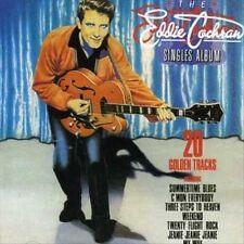 Eddie Cochran Singles Album by Eddie Cochran (CD, Feb-1995, EMI)