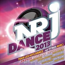 VARIOUS ARTISTS - NRJ DANCE 2013 NEW CD