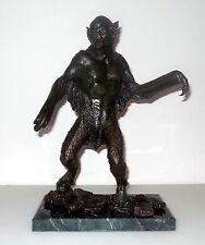Bram Stoker's Dracula as Bat Bronze Sculpture