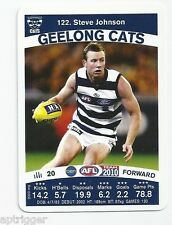 2010 TeamCoach (122) Steve JOHNSON Geelong