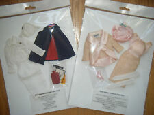 Vintage BARBIE SKIPPER Archival Quality Clothes DISPLAY BAGS 8 x 11 U CHOOSE 20